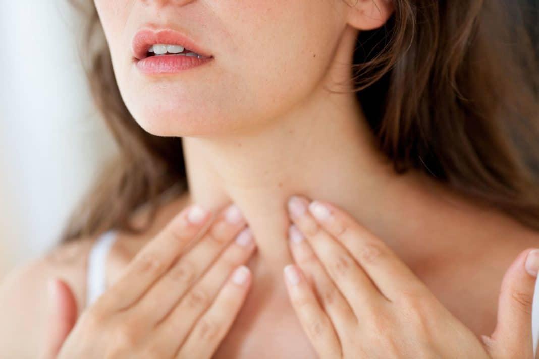 Быстрый способ узнать, здорова ли щитовидная железа?