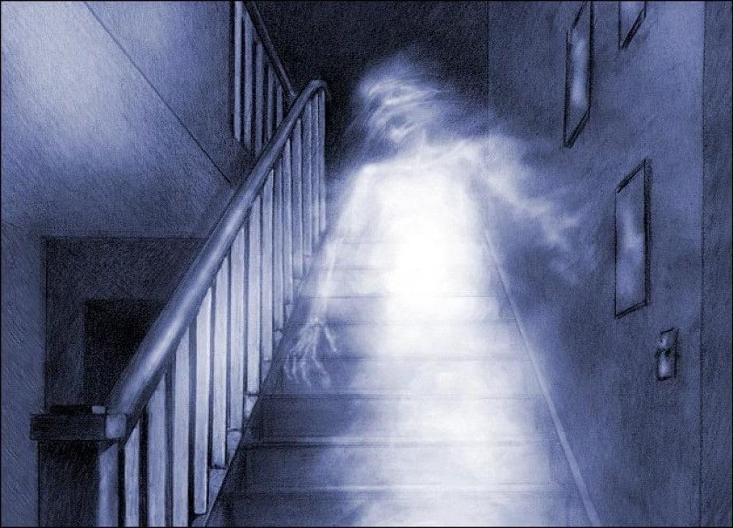 Почему люди видят привидений: секреты нашего организма