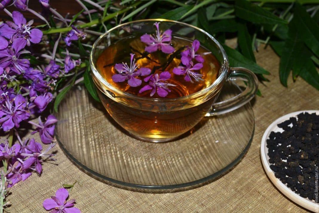 Повышает или понижает давление иван-чай ?