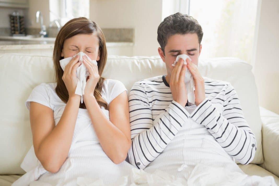 В чем разница между простудой и гриппом и почему она имеет значение?