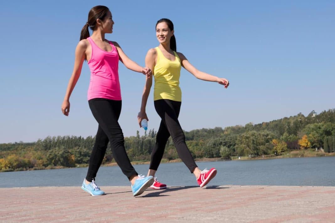 Полезна ли ходьба при гипертонии