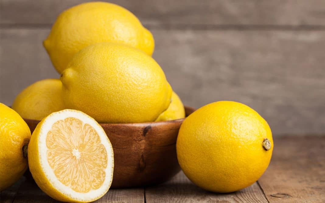 При повышенном давлении лимон
