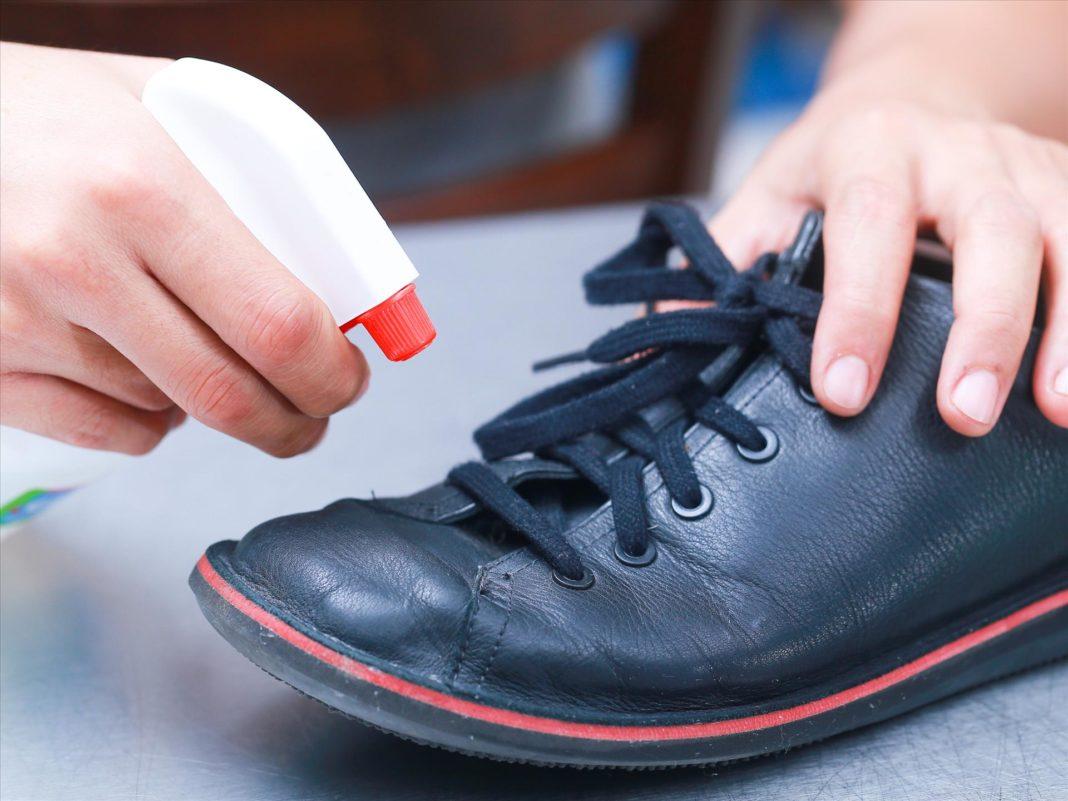 Чем обработать обувь от грибка ногтей