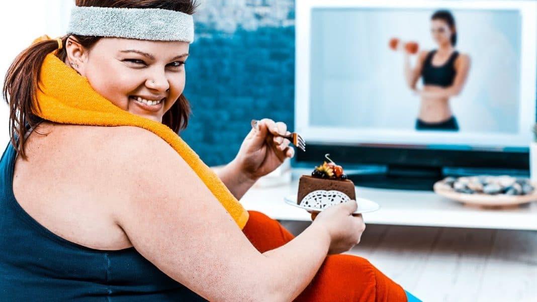 Как похудеть, ничего не делая?