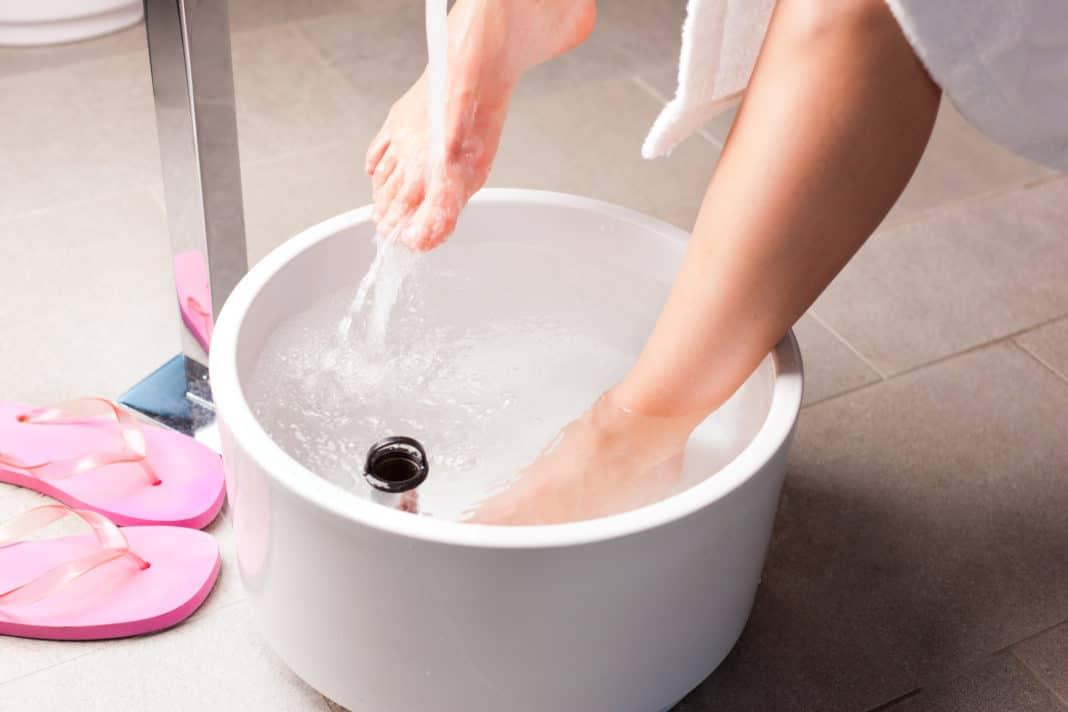 При варикозе можно принимать сероводородные ванны — Лечим варикоз