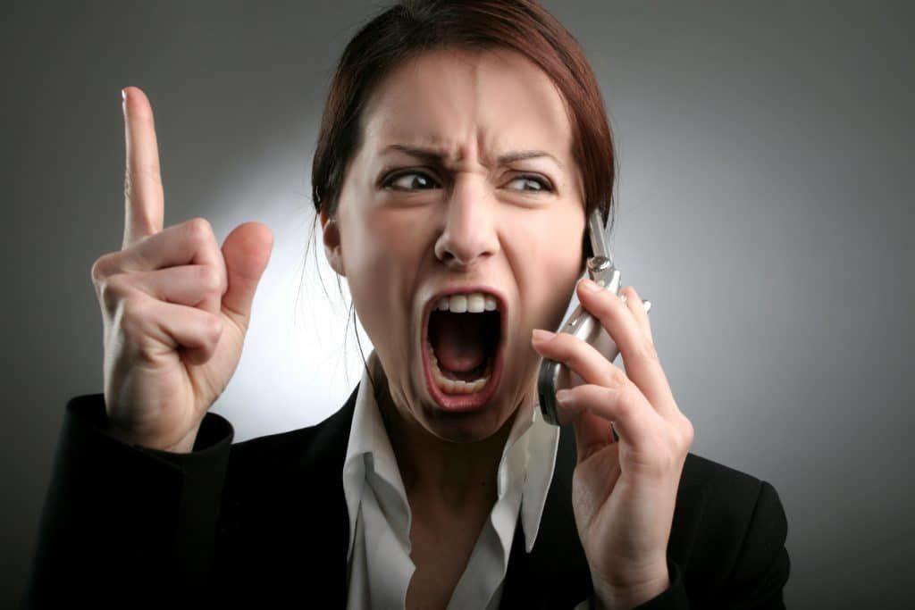 Гнев и раздражение