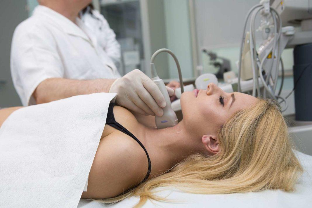 Горячие и холодные узлы щитовидной железы