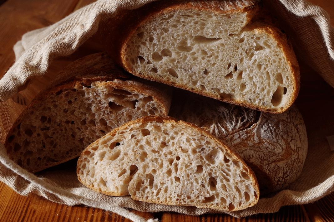 Хлеб при язве