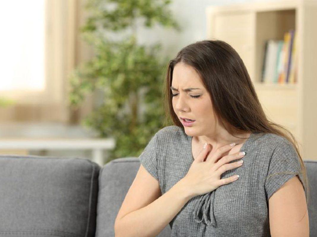 Вазоспастическая стенокардия