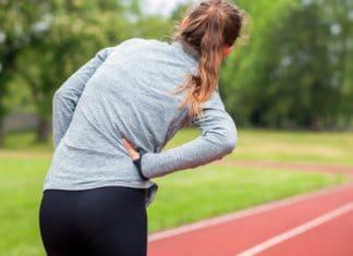 Боль в боку при беге